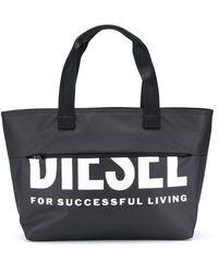 DIESEL - F-bold Shopper Iii トートバッグ - Lyst