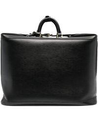 Louis Vuitton プレオウンド クルーザー ボストンバッグ - ブラック