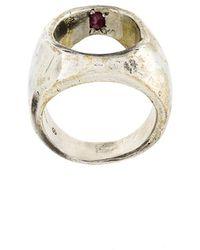 Henson - 'ruby Mine' Ring - Lyst