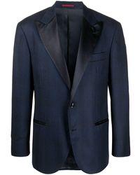 Brunello Cucinelli - Satin-lapel Tuxedo Jacket - Lyst