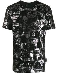 Philipp Plein - プリント Tシャツ - Lyst