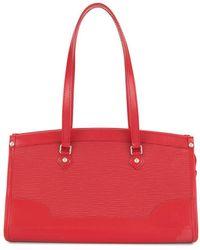 Louis Vuitton Сумка На Плечо Madeleine Pm Pre-owned - Красный