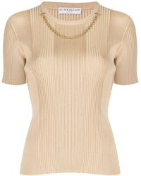 Givenchy Top a coste - Multicolore
