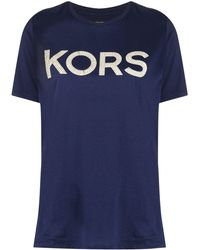 MICHAEL Michael Kors - ロゴ Tシャツ - Lyst