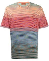 Missoni - T-shirt à imprimé abstrait - Lyst