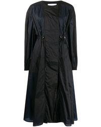 Enfold シアー コート - ブラック