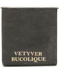 Mad Et Len 'Vetyver Buclique' Kerze - Schwarz