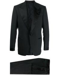 Tom Ford Costume de smoking - Noir
