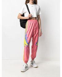 adidas Fakten ジョガーパンツ - ピンク