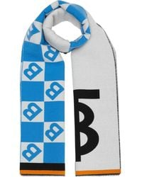 Burberry - グラフィック スカーフ - Lyst