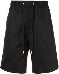 Dolce & Gabbana Shorts sportivi - Nero
