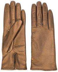 Gala - Metallic Gloves - Lyst