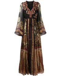 Etro - Moroccan Mosaic Maxi Dress - Lyst