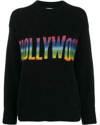 Laneus Hollywood セーター - ブラック