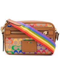 COACH - Academy Rainbow ショルダーバッグ - Lyst