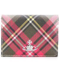 Vivienne Westwood 二つ折り財布 - マルチカラー