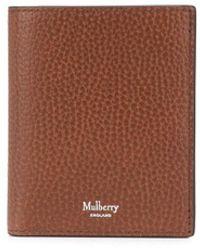 Mulberry Portafoglio con logo - Marrone