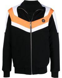 Philipp Plein - Iconic Colour-block Jacket - Lyst