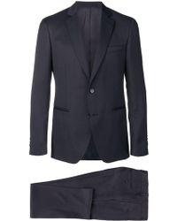 Dell'Oglio ツーピース スーツ - マルチカラー