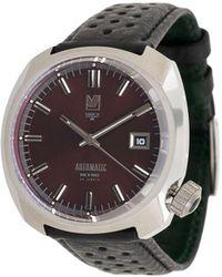 March LA.B Наручные Часы Am1 Automatic Bordeaux 40 Мм - Многоцветный
