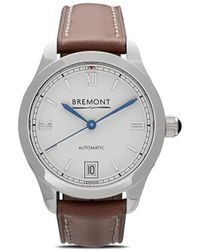 Bremont Solo-34 34mm - White