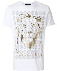 Billionaire | Lion Print T-shirt | Lyst