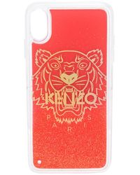 KENZO 'Tiger' iPhone XS-Hülle - Rot