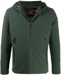 Rrd - Feather Down Hooded Jacket - Lyst