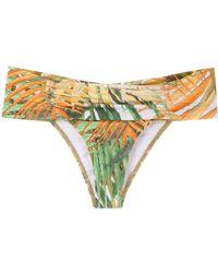 Lygia & Nanny Jasper Printed Bikini Bottom - Multicolour