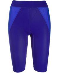 Isabel Marant Tiloneo Cycling Shorts - Blue