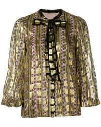 Temperley London - Letter Blouse - Lyst