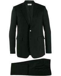 Saint Laurent ツーピース スーツ - ブラック