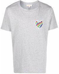 MICHAEL Michael Kors ロゴパッチ Tシャツ - マルチカラー