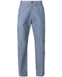 Nine:inthe:morning - Straight Leg Trousers - Lyst