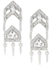 V Jewellery - Anita Earrings - Lyst