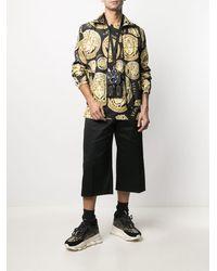 Versace メデューサ ライトジャケット - ブラック