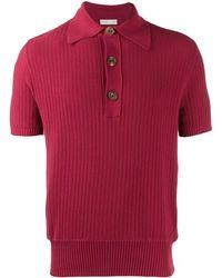Hombre Rojo De Color Para Lyst Polo Lacoste dtCsQxhr
