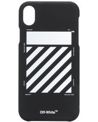 Off-White c/o Virgil Abloh - Logo Iphone Xs Max Case - Lyst