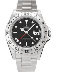 Rolex Explorer Ii Horloge - Zwart