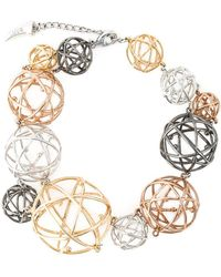 Eshvi - 'astro' Bracelet - Lyst