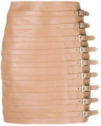 Manokhi - Dita 2 Skirt - Lyst