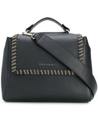 Orciani - Chain Trim Tote - Lyst