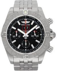 Breitling Наручные Часы Chronomat 44 Мм 2010-го Года - Металлик