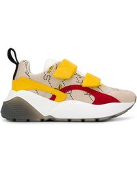 Stella McCartney 'All Together Now' Sneakers - Gelb