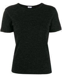 Filippa K ファインニット Tシャツ - ブラック