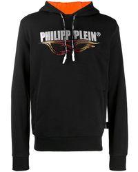 Philipp Plein - Sweat à capuche Flame - Lyst