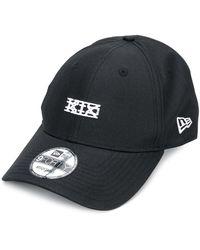 KTZ Klassiek Logo Baseballcap - Zwart