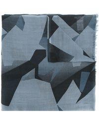 Closed | Geometric Pattern Scarf | Lyst