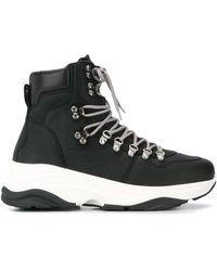 DSquared² Ботинки На Шнуровке - Черный