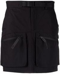 Carhartt WIP W' Hurst Buckled Skirt - Black